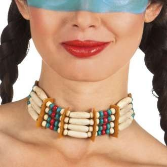 COLLIER INDIEN SQUAW