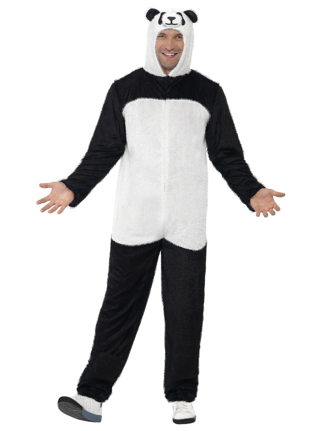 COSTUME PANDA ADULTE TAILLE UNIQUE
