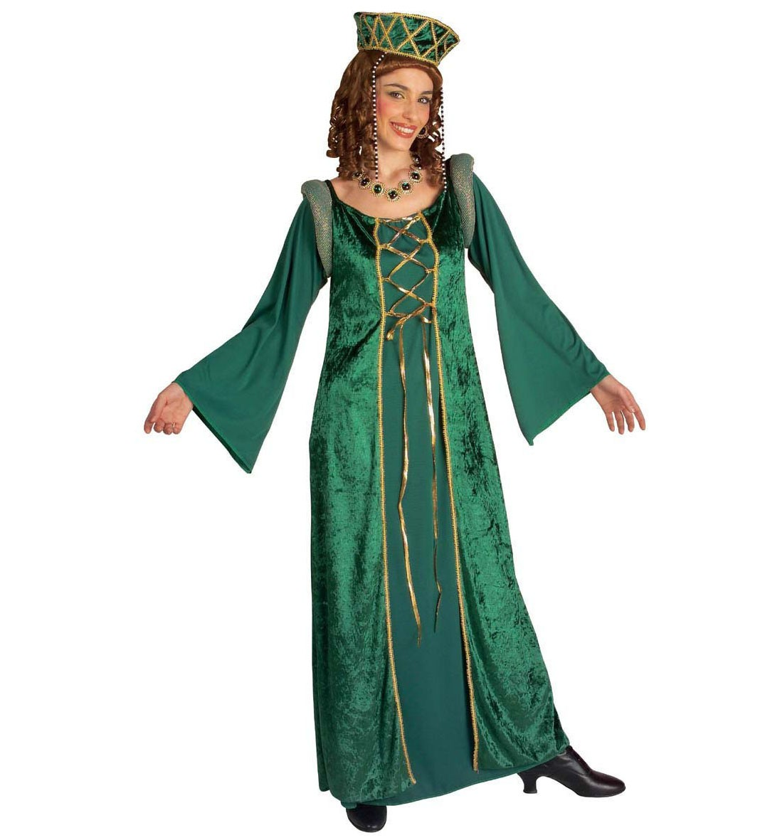 COSTUME ADULTE MEDIEVAL LADY