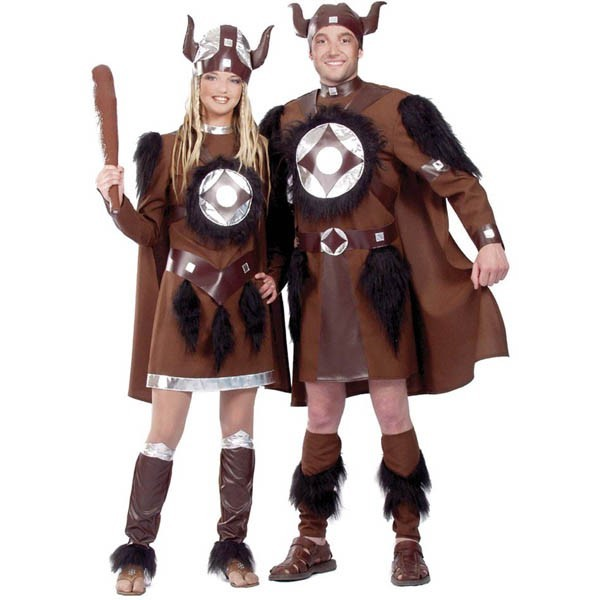 DEGUISEMENT ADULTE Costume Viking Homme  ou Femme