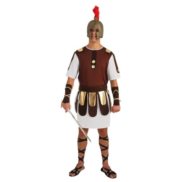 COSTULE ADULTE GLADIATOR